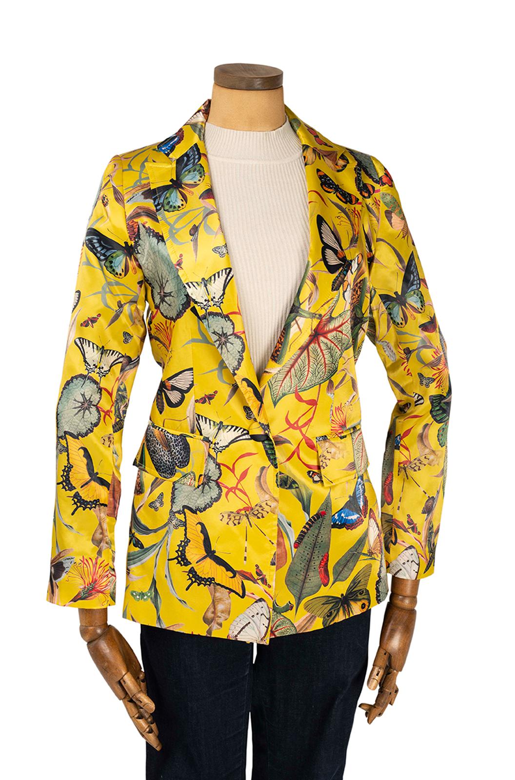 Silk Yellow